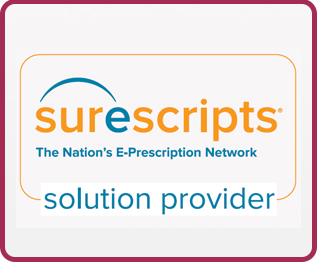 SURESCRIPTS Solution Provider Image